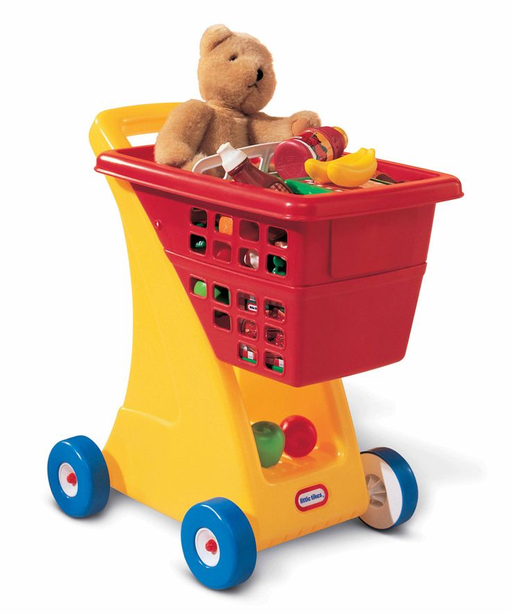 Look what I found on #zulily! Little Tikes Red Shopping Cart Toy by Little Tikes #zulilyfinds