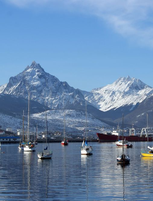 Ushuaia, Argentina - The southern most town in the world