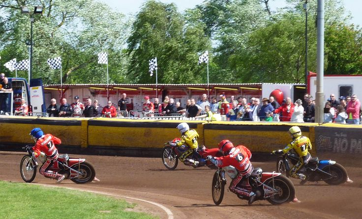 More action from the East Of England Showground, Peterborough