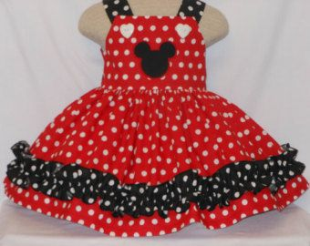 Unique Minnie Mouse Dress Disney Dress, Pageant Dress, Parade Dress Birthday Minnie Dress, sz 12 mo to 4 toddler,Minnie Mouse Dress, Handmade Unique Custom Minnie Dress  Welcome to MY Princess and her doll, where you will find Boutique Style Clothing for your special little princess and her doll! Where special attention is given to every detail of your Hot Pink and Black Minnie Mouse dress..   NOTE!!! This listing is for the Dress ONLY, HAT NOT INCLUDED. Hat may be purchased separately…