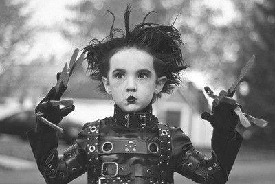 .Parents, Funny Halloween Costumes, Kids Halloween Costumes, Edward Scissorhands, Future Kids, Kids Costumes, Scissors Hands, Halloween Ideas, Costumes Ideas