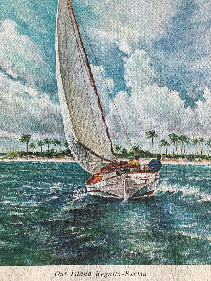 A personal favorite from my Etsy shop https://www.etsy.com/listing/545614174/vintage-lithographs-scenes-of-nassau