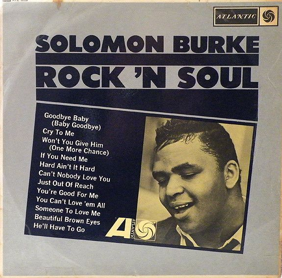 Solomon Burke - Rock 'N Soul at Discogs