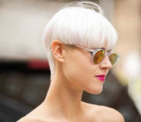 Blonde Short Haircuts 2013   Short Hairstyles 2014   Most Popular ...