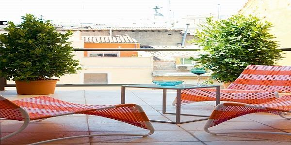 Stylish and Trendy Terrace Design