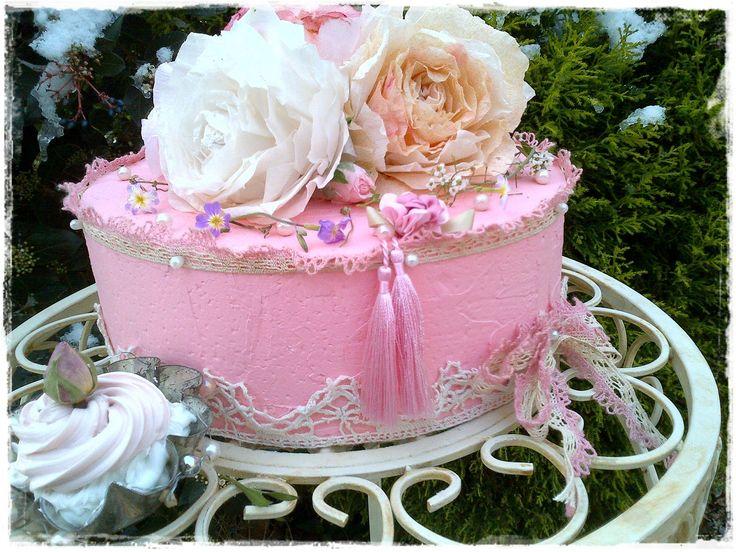 Workshop boeket rozen en taart met rozen van papier maken - Hobby