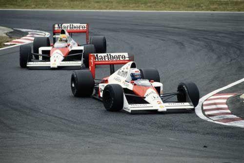 Totalposter.com - Number 5 Alain Prost