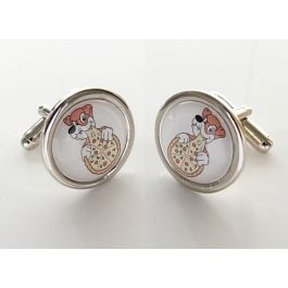 Custom Cufflinks - Example #2