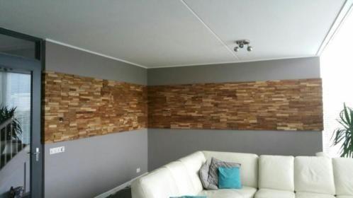 3D Wandpanelen - Woodindustries.nl