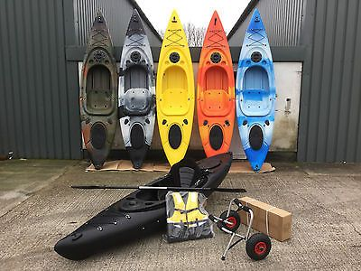 #brand new sit in  #kayak single canoe sea #river new fishing              ,  View more on the LINK: http://www.zeppy.io/product/gb/2/111978080458/