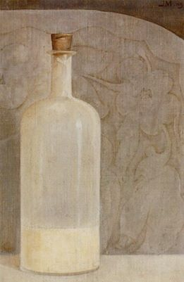 Jan Mankes, Cruet with oil, 1909
