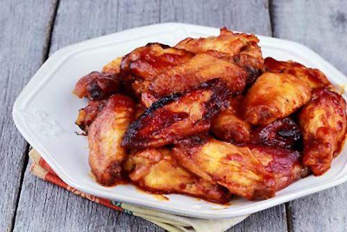 Alitas de pollo a la miel - DIVINA COCINA