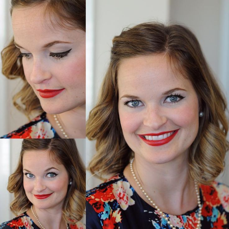 fb.com/katelyngreepmakeup/ #Makeup #weddingmakeup #bridalmakeup #bridesmaidmakeup #makeupartist #saskatoonmakeupartist #mua #contourandhighlight #photoshoot #eyeliner #lipstick #Before and After #retromakeup