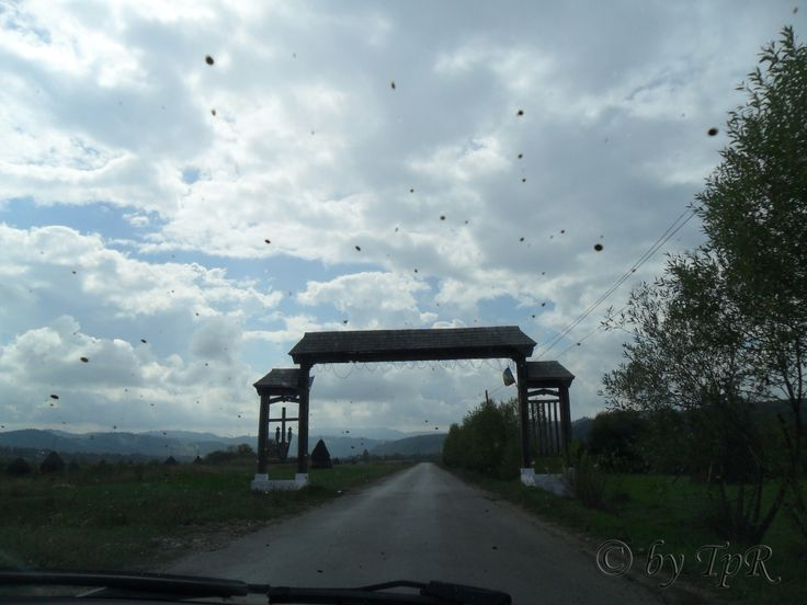 Maramuresan Gate. Romania, Maramures Couunty