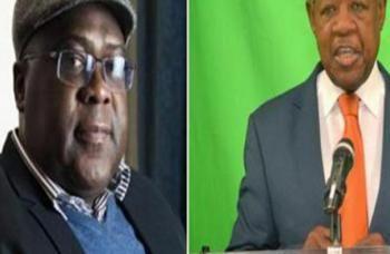 Info Congo - Actualité Congo -  - Kinshasa-Enjeux de l'heure en RDC : tirs croisés entre Félix Tshisekedi et Lambert Mende