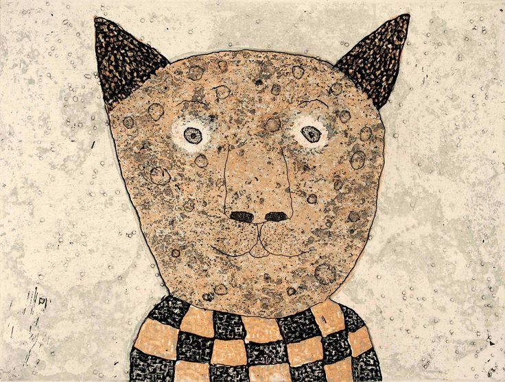 Cairo Cat II by Dean Bowen Available from www.cascadeprintrintroom.com.au. We ship worldwide. Laybys and gift vouchers available