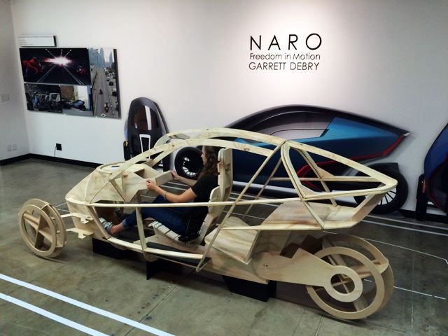 College Exhibition: Art Center Summer 2015 - Car Design News