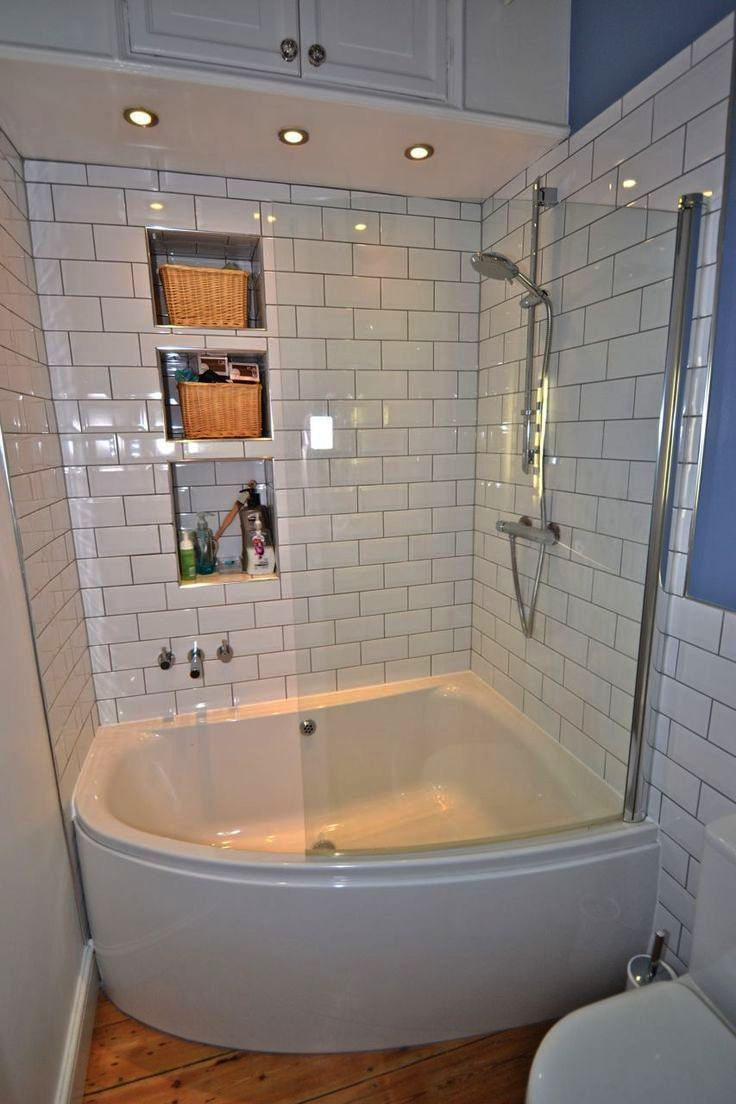 Get this - Small Bathrooms With Bath And Shower Cubicle #google ...