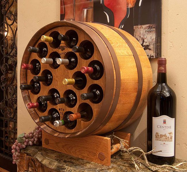 wine barrel rack australia plans perth