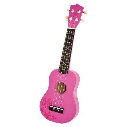 VOGGENREITER Voggy's Kindergitarre Pink Lady (Ukulele) bei baby-markt.ch - Ab 80 CHF versandkostenfrei ✓ Schnelle Lieferung ✓ Jetzt bequem online kaufen!