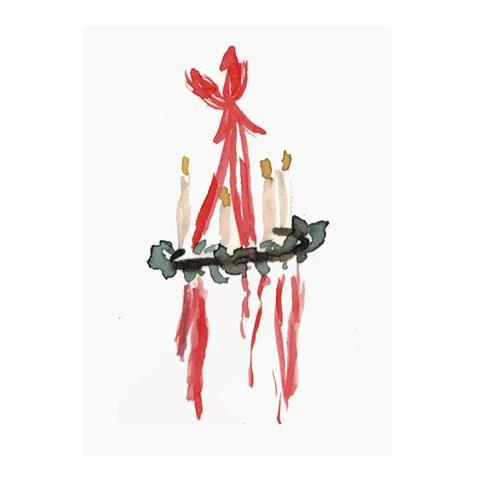 Merry Christmas postcard by NUNUCO® #postcard #nunucodesign #christmas #holiday