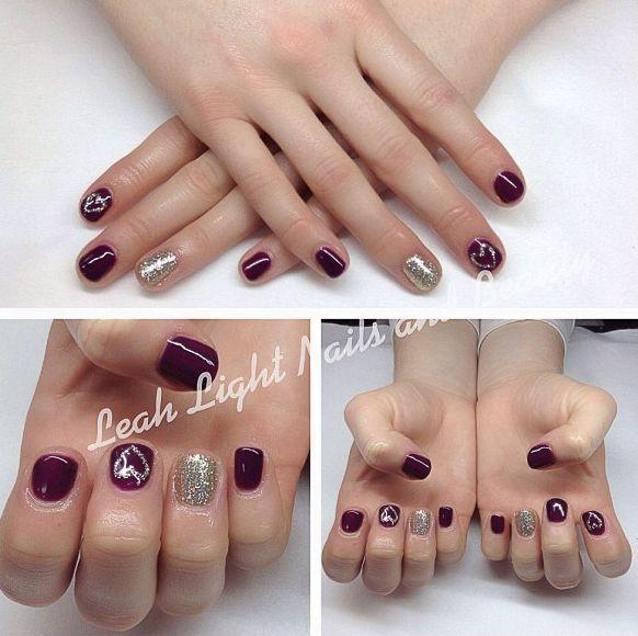 Leah Light Nails