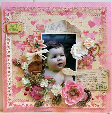 .: Sweets Baby, Scrapbook Layouts1, Bruna Bobunny, Sweets Things, Bobunny Blogspot, Baby'S Pictures, Baby Pictures, Scrapbook Baby, Scrapbook Com Bi Luzma