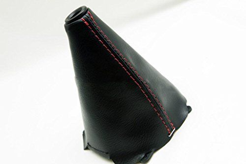Fits 2006-2011 Honda Civic SI Synthetic Leather Manual Shift Boot with Red stitching (Vinyl Part Only):   We specialize in automobile leather and vinyl. This manual shift boot is made from premium automobile synthetic leather, it is a great way to bring back to life your OEM manual shift boot . The listing is for the synthetic leather part only, you need to reuse your OEM manual shift boot