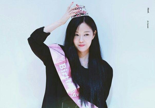 Hyomin  B-Day  *-*