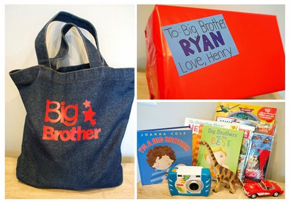 Big Brother gift for the hospital