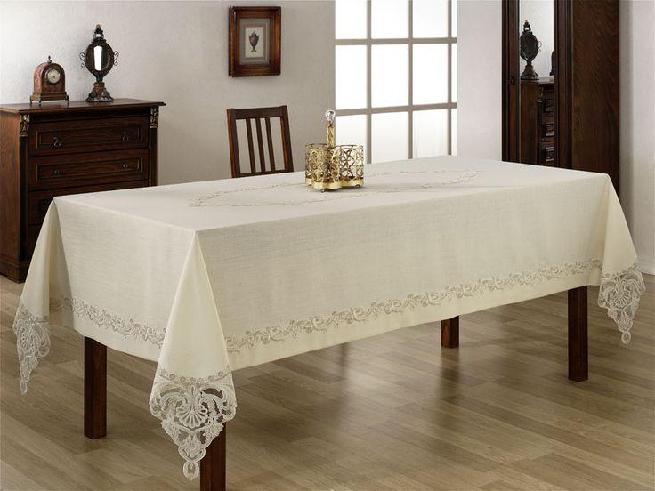 Meşk Masa Örtüsü leke tutmayan % 100 dertsiz kumaştan üretilmiştir. Leke tutmayan kumaşı sayesinde kolay ve rahat kullanım olanağı sağlar.