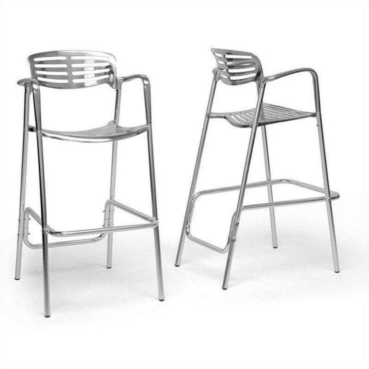 Best 25 Aluminum Bar Stools Ideas On Pinterest Bar