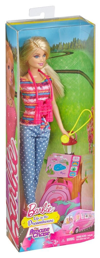 BARBIE LIFE IN THE DREAMHOUSE AMAZE CHASE DOLL CCX00 *Nu* #BARBIE #Dolls