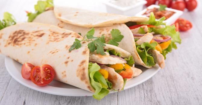 15 recettes minceur de tacos et fajitas