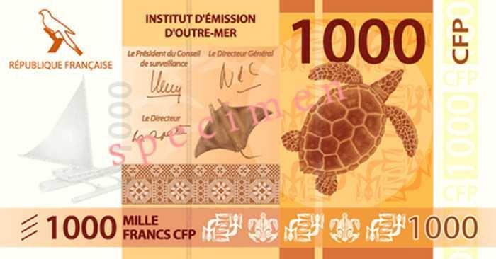 DOM - TOM - Les nouveaux billets émis en 2014