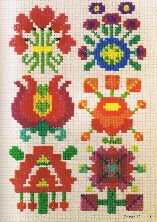 Gallery.ru / Фото #4 - Ondori - Cross Stitch Designs - svjuly