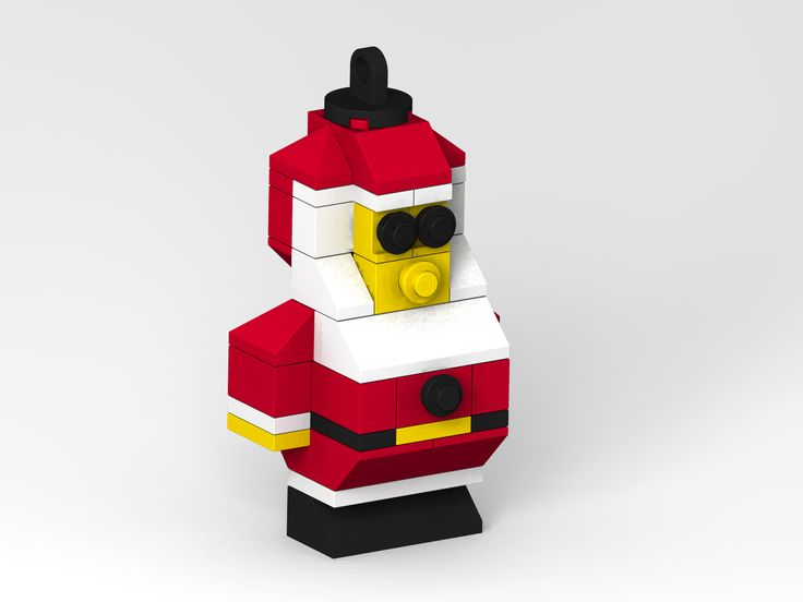 Here\u0027s a list of 16 incredible LEGO building guides for you to make LEGO  ornaments and displays for Christmas. Check out LEGO Santa, LEGO reindeer,