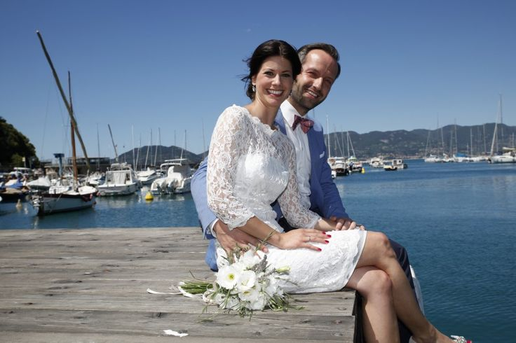 Getting married on the Italian riviera