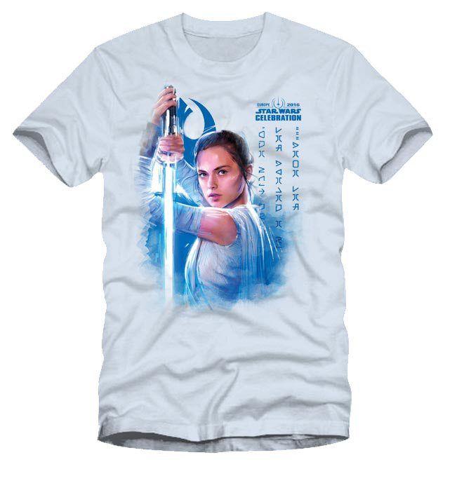 Rey shirt - Star Wars Celebration
