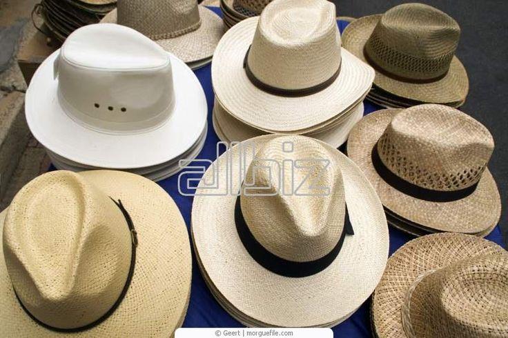 Пляжная мужская шляпа