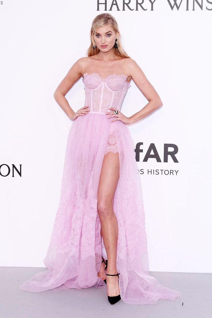 Elsa Hosk at the Cannes Film Festival   Nice dresses ...