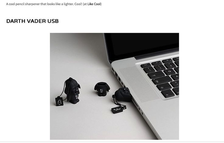 #DarthVADER  #DRIVE  http://abduzeedo.com/perfect-office-darth-vader-flash-drive-alienware-small-desktop-and-more