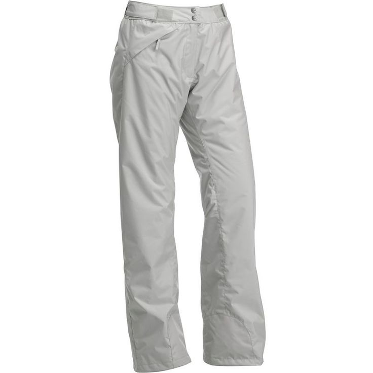 Trousers Ski and Snowboard - FIRST HEAT WOMEN'S SKI PANTS Wed'ze - Snowboard and Ski Wear
