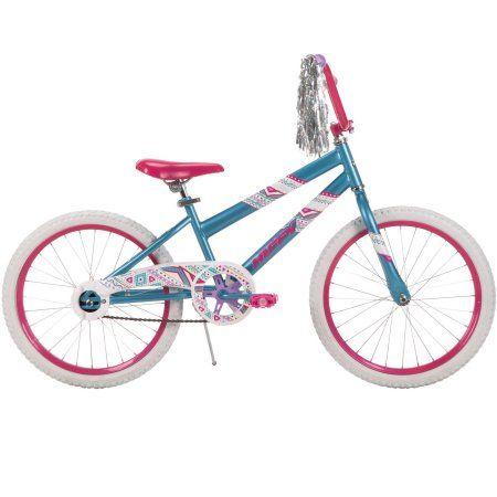 "20"" Huffy Girls' Sea Star Bike, Aqua Blue - Walmart.com"