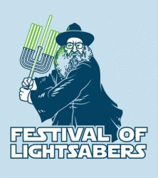 FESTIVAL OF LIGHTSABERS
