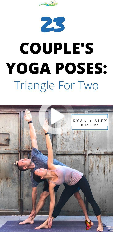 Couple S Yoga Poses 23 Easy Medium And Hard Partner Yoga Yogatips Br