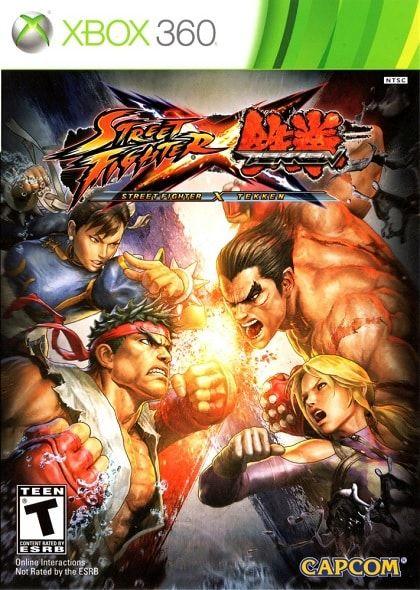 Street Fighter X Tekken Xbox 360  La soñada confrontación entre dos de los bastiones del género de la lucha se convierte en realidad. Street Fighter X Tekken ofrece la última apuesta de lucha en equipos, con personajes representativos de cada franquicia en una de las líneas de luchadores más consistente de la historia del género de la lucha. Con el añadido de nuevas mecánicas de juego, el aclamado motor gráfico de lucha de Street Fighter IV ha sido remozado para satisfacer las necesidades…