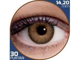Air Optix Colors Brown | lentile de contact colorate caprui lunare - 30 purtari (2 lentile/cutie)