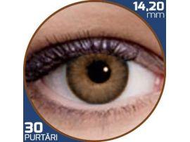 Air Optix Colors Brown | lentile de contact colorate caprui lunare - 30 purtari (2 lentile/cutie)