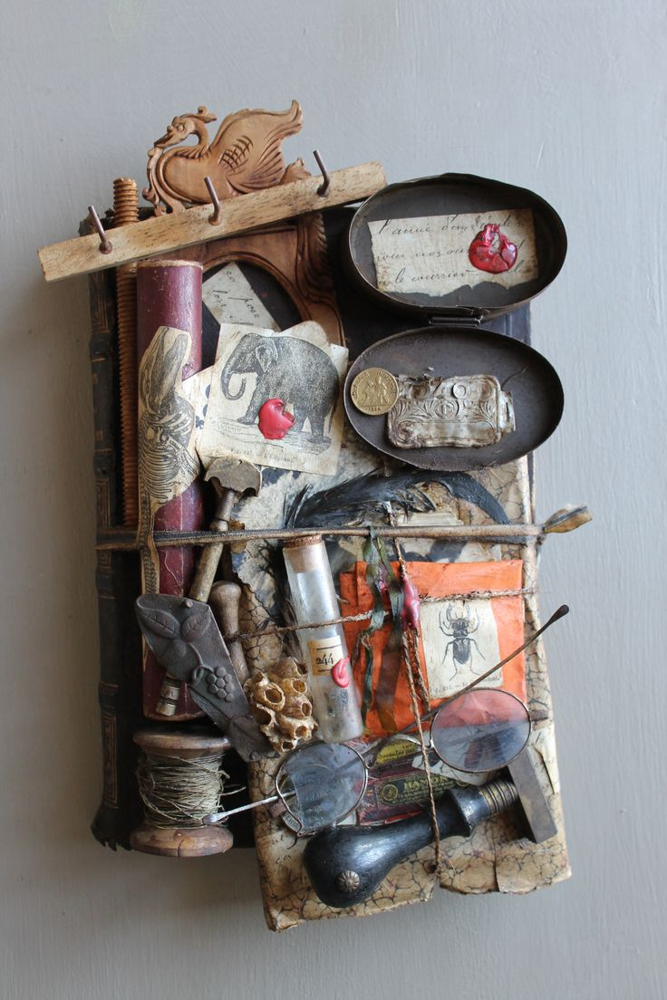 Assemblage by J.Cavailles